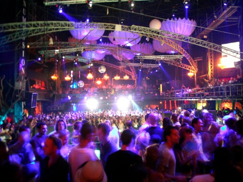 BBC Radio 2 is going raving by broadcasting from Ibiza for the very first time
