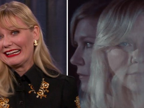 Kirsten Dunst got 'accidentally stoned' on set of Woodshock when she mistook real joint for a prop