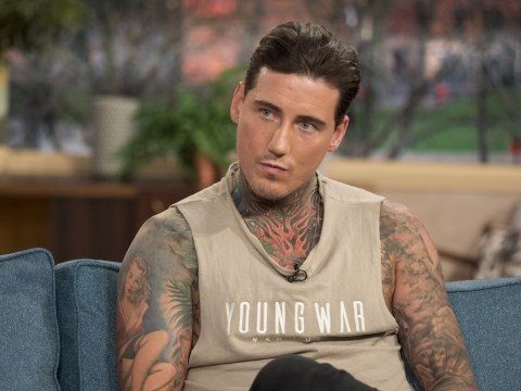 Jeremy McConnell dramatically deletes all Instagram posts as he blasts followers for 'too much negativity'