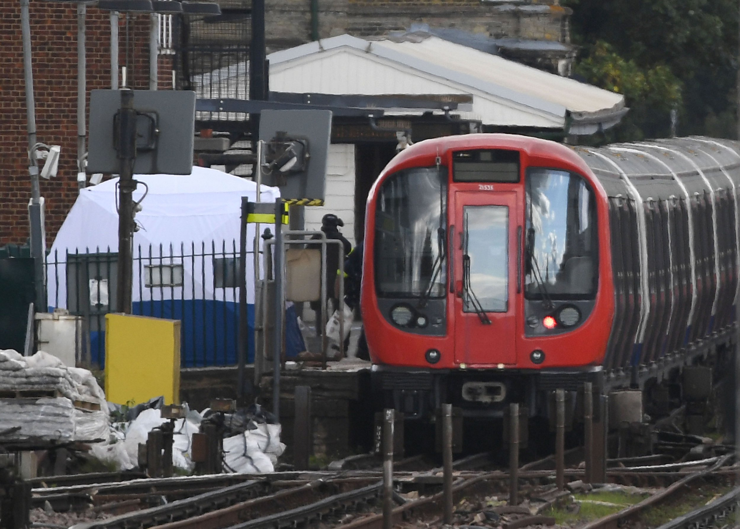 Police arrest seventh person over Parsons Green attack