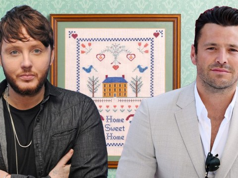 James Arthur and Mark Wright 'planning on sharing LA flat after getting on like a house on fire'