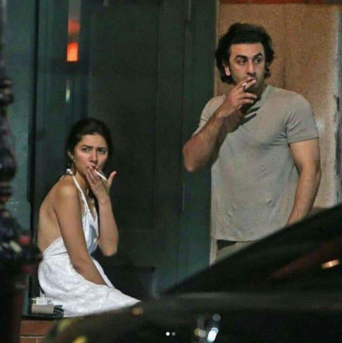 Bollywood actress Mahira Khan accused of 'bringing faith into disrepute' over smoking photo