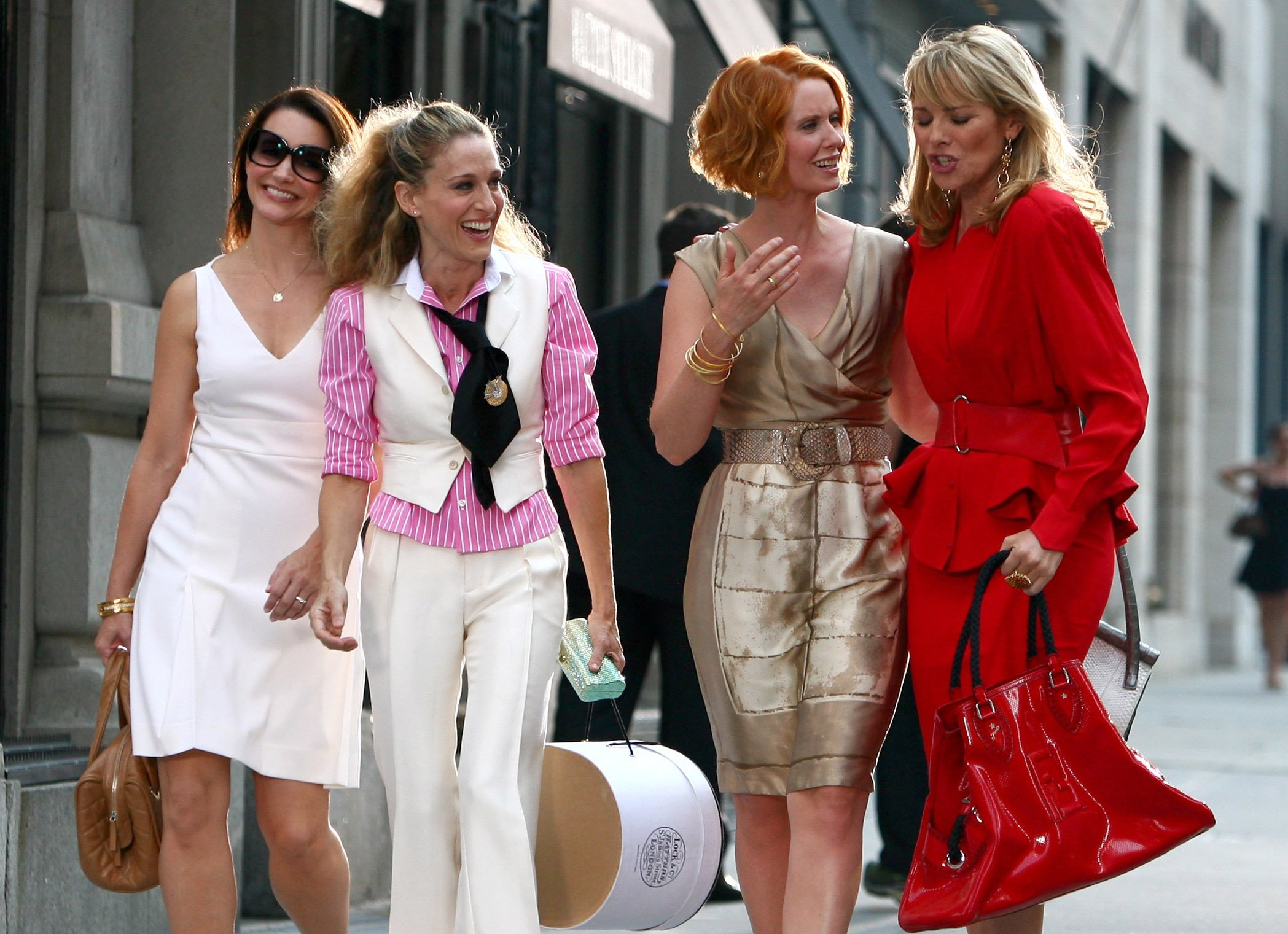 Sarah Jessica Parker says 'perhaps they'll find a way' to make Sex And The City 3