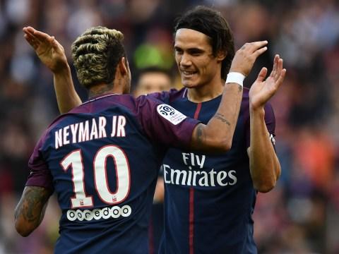 Neymar scores first Paris Saint-Germain penalty since Edinson Cavani bust-up