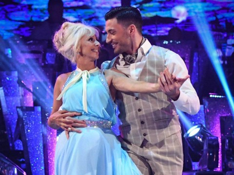 Debbie McGee admits she's 'hardly trained' for Strictly final as she battles virus