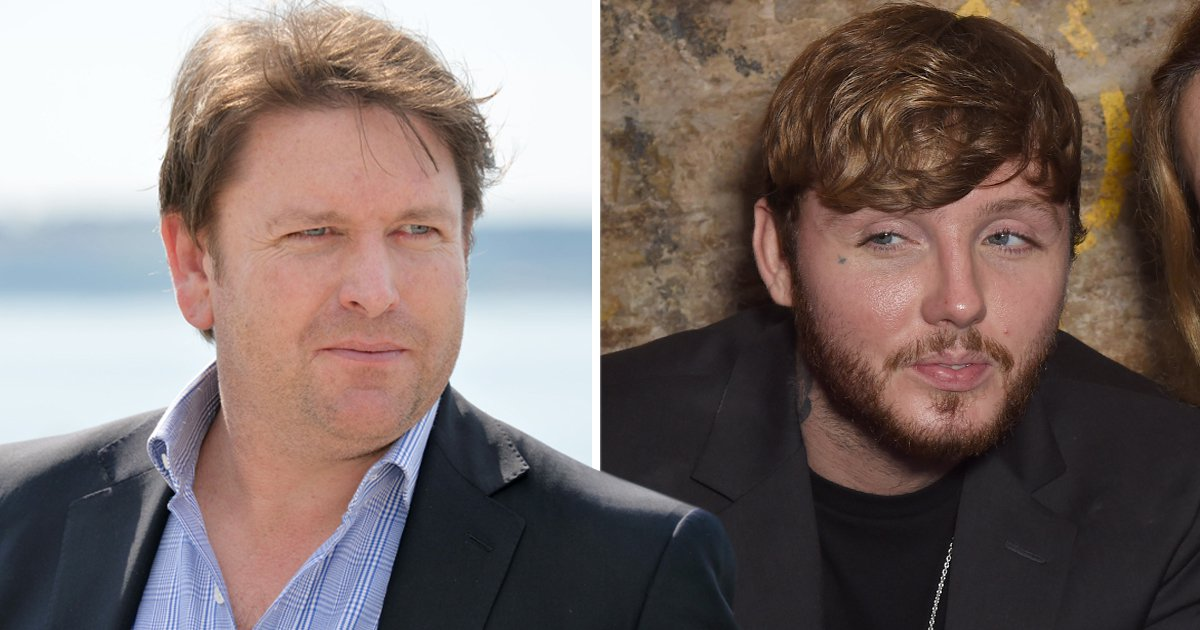 ITV voiceover makes embarrassing gaffe as they confuse James Martin and James Arthur