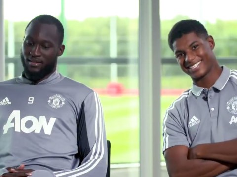 Did Romelu Lukaku just admit Marcus Rashford is a better finisher than Anthony Martial?