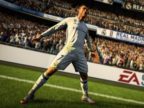 Only one Premier League player included in FIFA 18's top 10 ratings