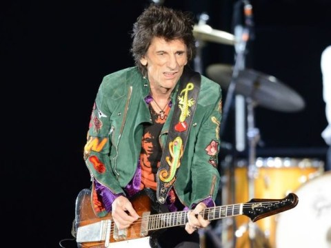 Ronnie Wood is cancer free after preparing to say goodbye to loved ones: 'I was all ready to go'
