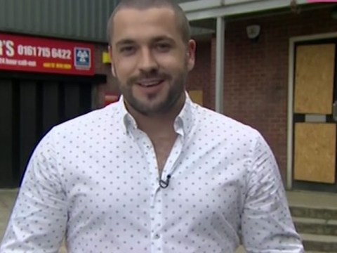 Shayne Ward hits back at fat-shaming trolls as he strips off for Loose Women's Body Stories