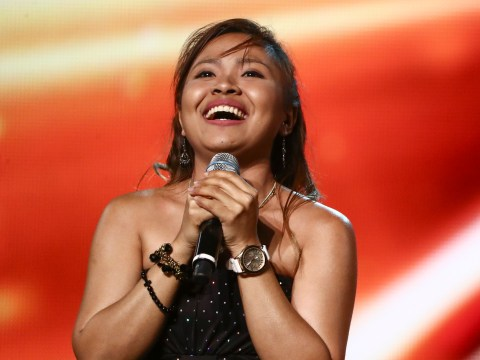 X Factor's Alisah Bonaobra stuns with Defying Gravity after begging for second chance