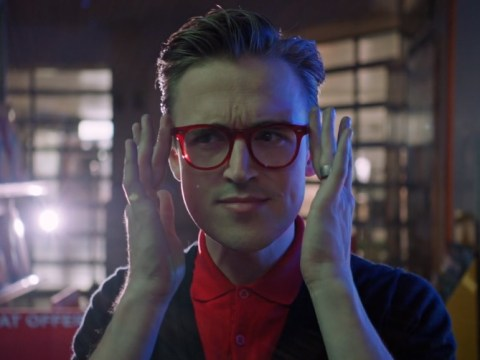McFly star Tom Fletcher's toe-tapping song announcing his book club will make a bookworm out of you