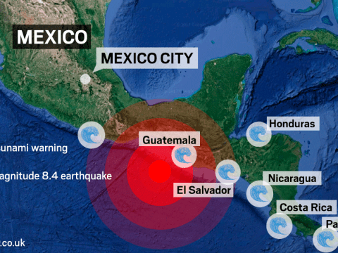 Is it safe to travel to Mexico amid the earthquake and hurricanes Irma and Katia?