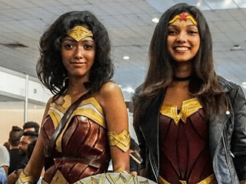 Wonder Woman Gal Gadot makes dreams come true for girls who were mercilessly mocked for dressing up