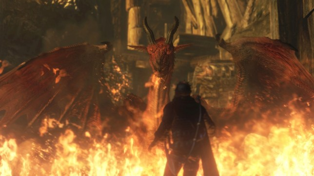Game review: Dragon's Dogma: Dark Arisen comes to Xbox One and PS4
