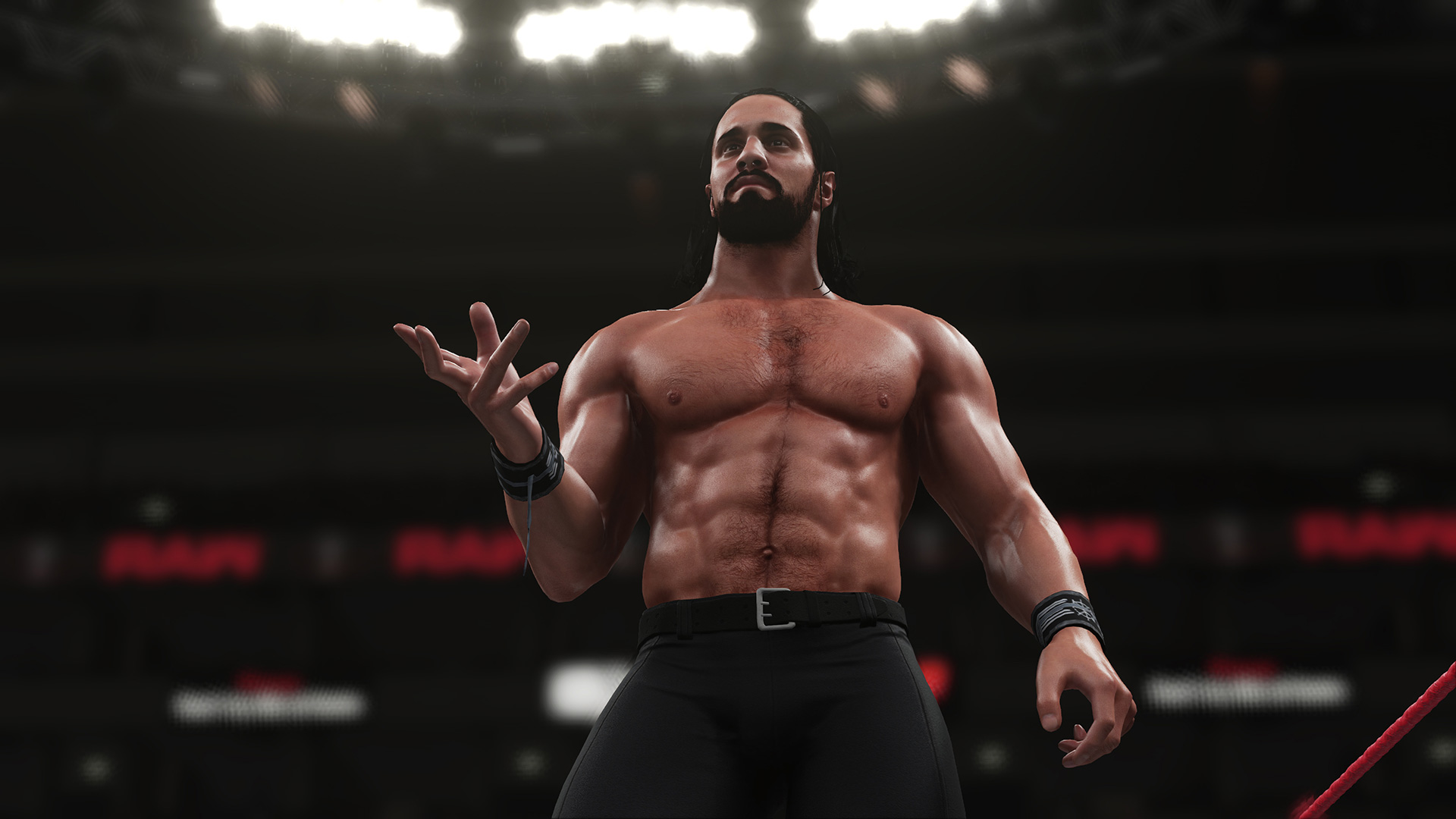 WWE 2K18 (PS4) - if only the game modes showed as much muscle