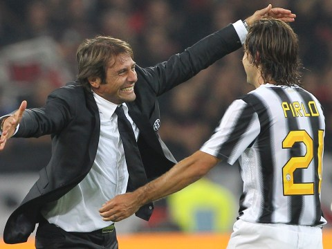 Andrea Pirlo responds to rumours he will join Antonio Conte at Chelsea