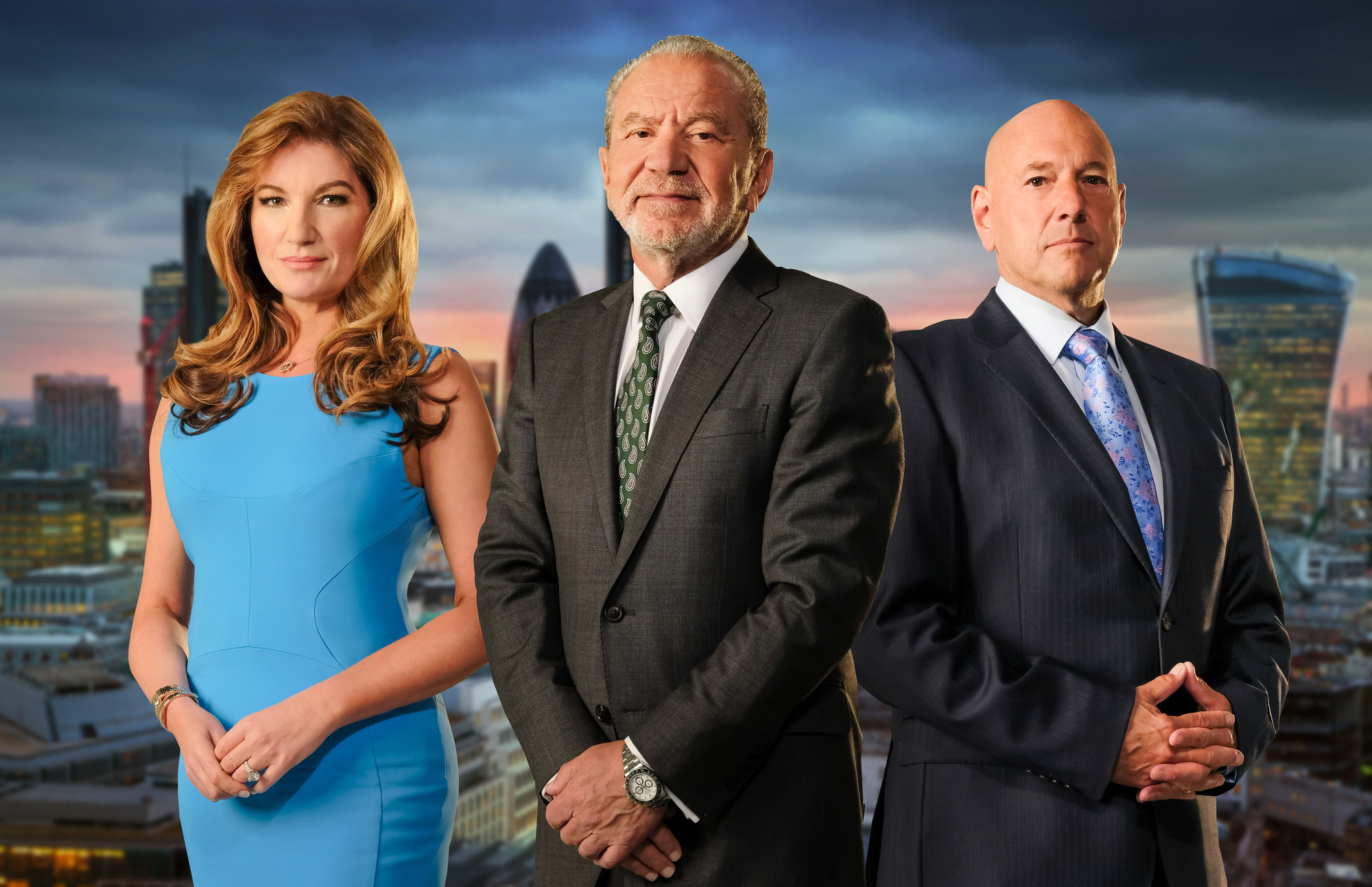 Claude Littner's net worth compared to The Apprentice's Lord Sugar and Baroness Karren Brady