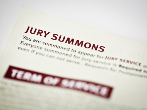15 things to expect when you do jury service