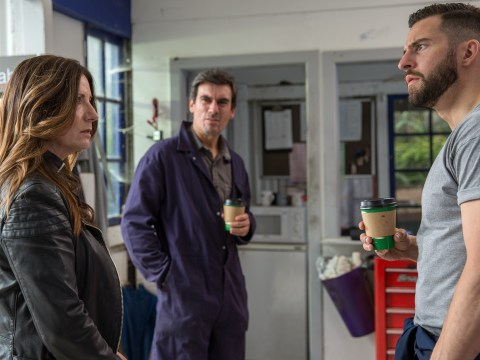 Emmerdale spoilers: Exit for Harriet Finch as she says goodbye to the village?