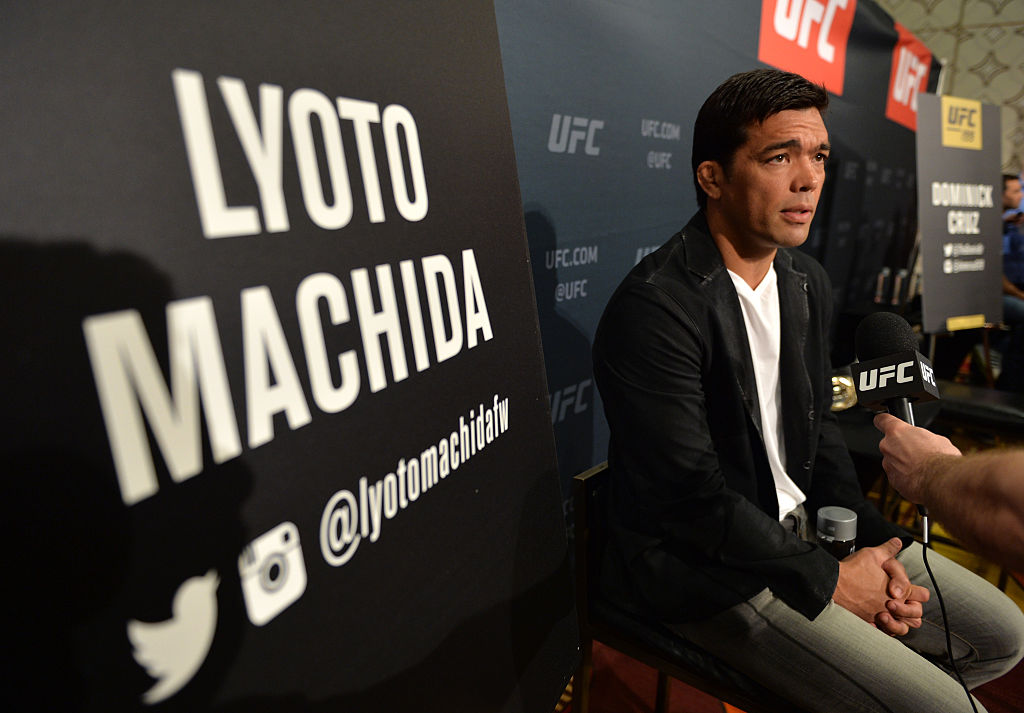 UFC Fight Night Sao Paulo fight card, UK time, date, TV channel and odds for Machida vs Brunson