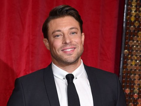 Hollyoaks' Duncan James has revealed he once pooped himself whilst presenting live TV