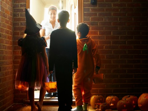 Halloween health and safety: Trick or treating with a nut allergy