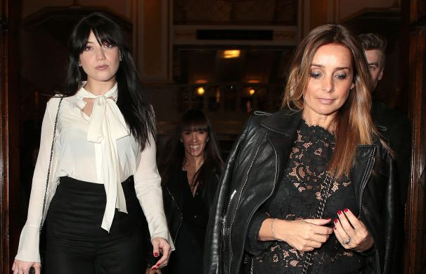 Daisy Lowe and Louise Redknapp aren't about to become housemates