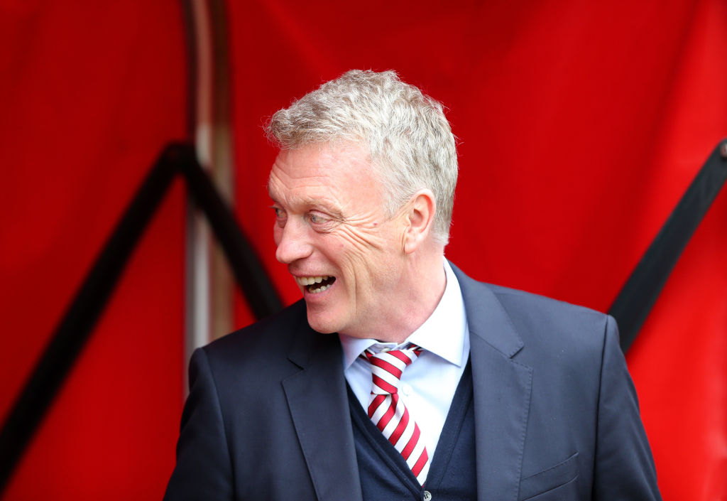 David Moyes claims he tried to sign Nemanja Matic for Manchester United