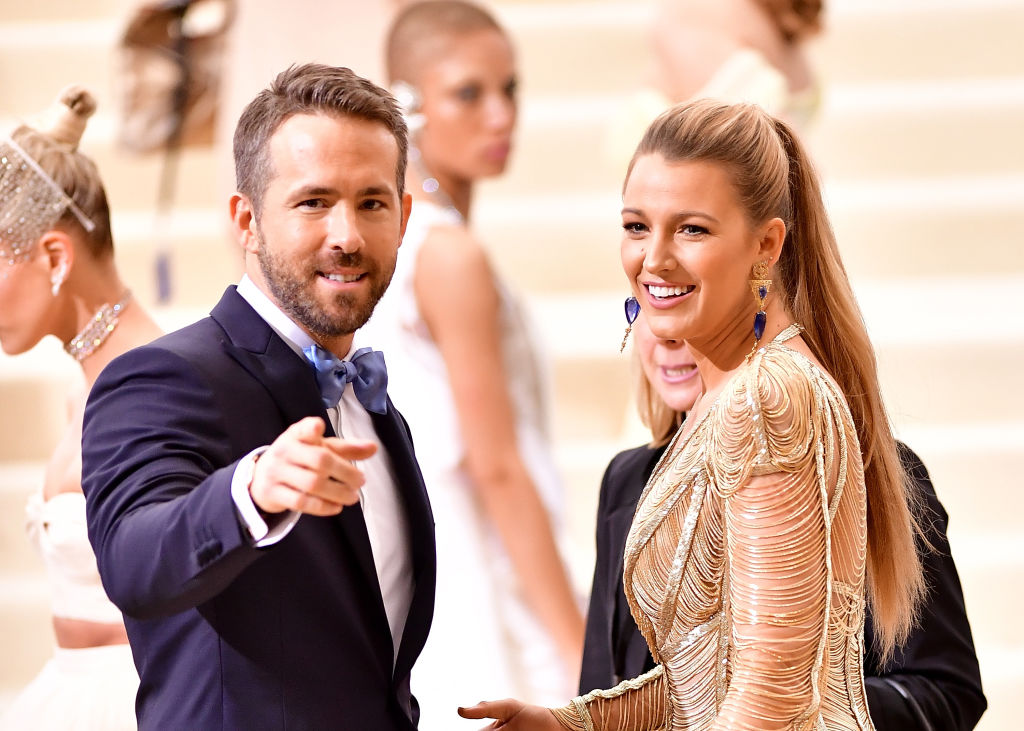 Blake Lively gets ultimate revenge as she crops Ryan Reynolds out of birthday picture
