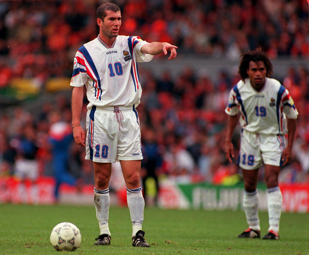 Manchester United rejected Zinedine Zidane transfer because of Eric Cantona, reveals former chairman