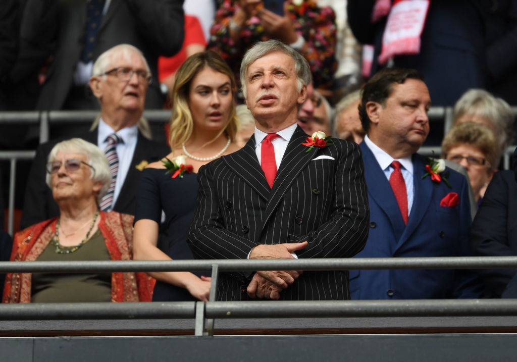 Arsenal Supporters' Trust make Stan Kroenke demand after claiming the American reneged on agreement