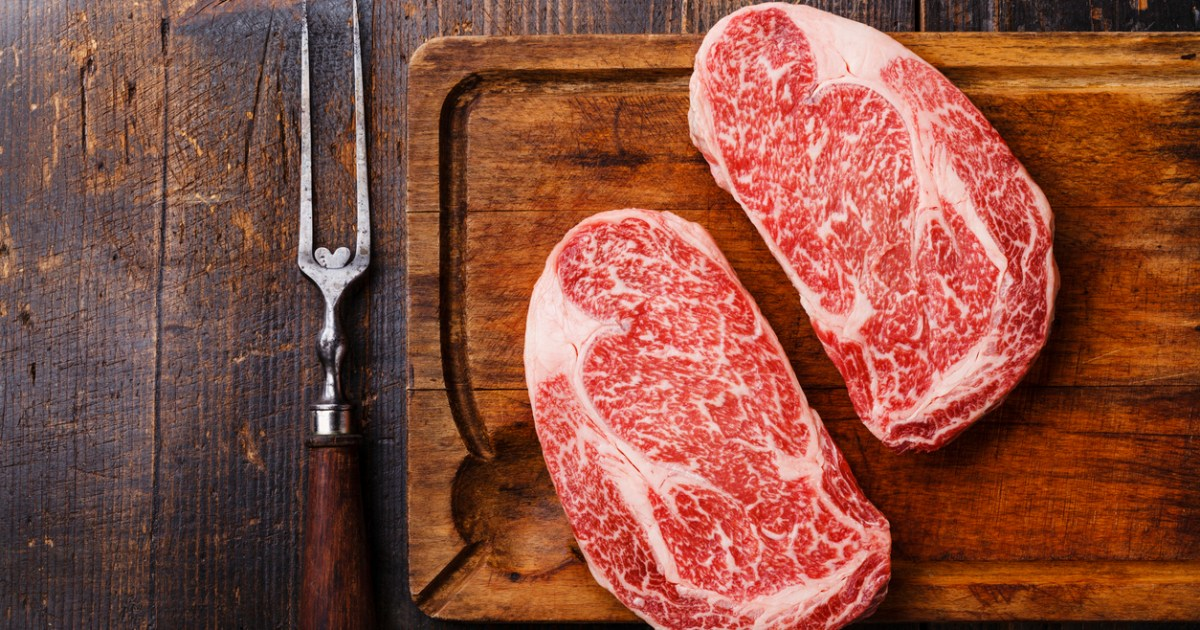 This is why Wagyu beef is so expensive