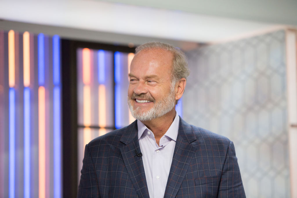 Kelsey Grammer and Breaking Bad's Bryan Cranston lead cast of new stars in London theatre