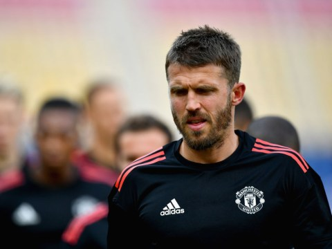 Frustrated Michael Carrick offered three Manchester United escape routes