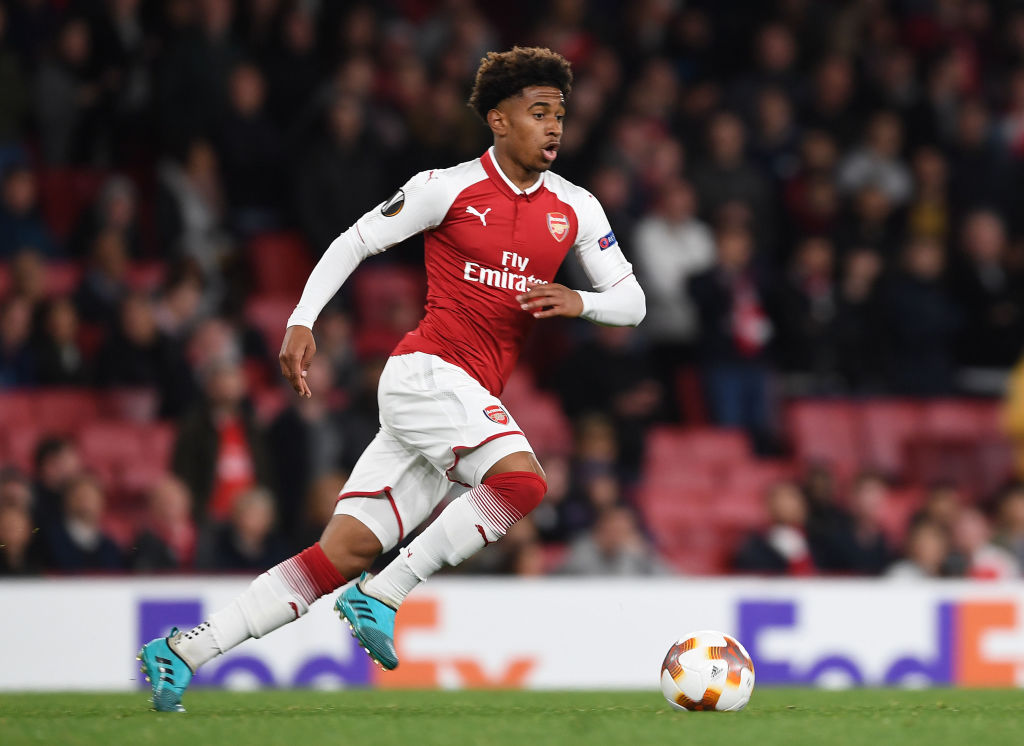 Arsenal youngster Reiss Nelson reveals Conor McGregor has inspired MMA aspirations