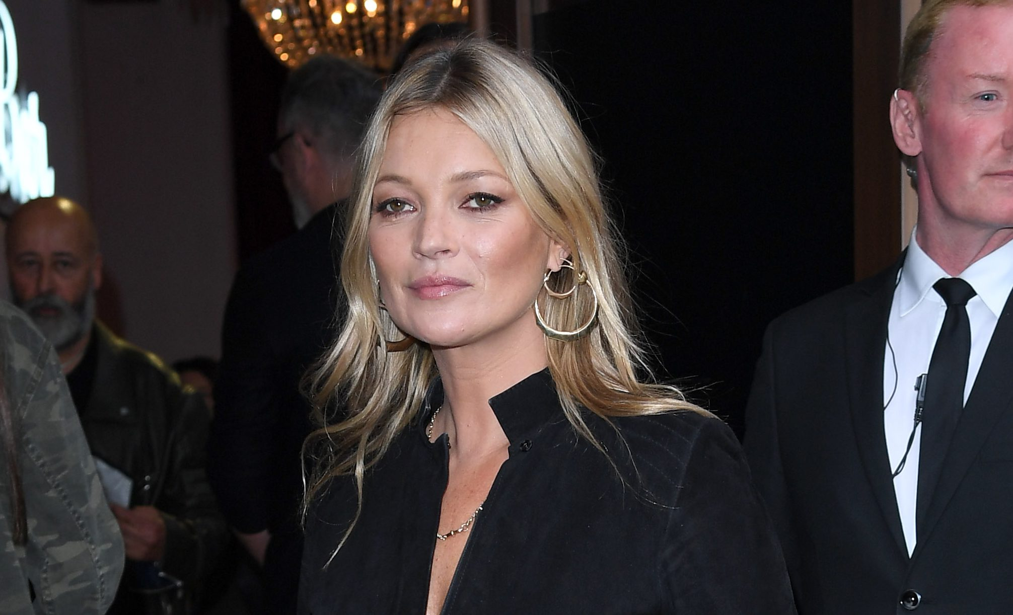 Kate Moss felt 'pressured' into posing topless when she was younger