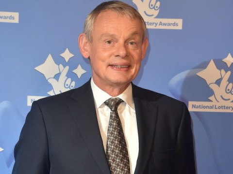 Martin Clunes accuses actresses of 'draping themselves over producers' amid Weinstein scandal