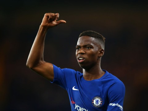 Antonio Conte to hand Charly Musonda a lifeline against Everton after astonishing outburst