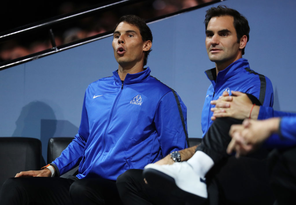 Who can stop Roger Federer and Rafael Nadal winning the ATP Finals?