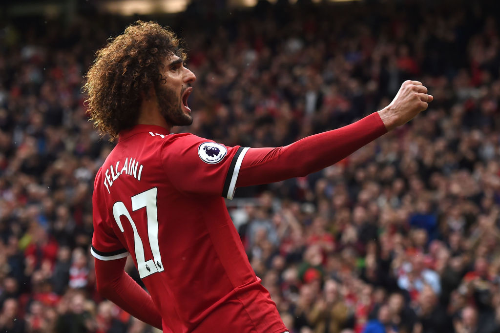 Marouane Fellaini injury could actually improve Manchester United, say Phil Neville and Danny Murphy