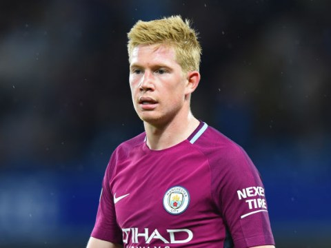 Kevin De Bruyne in no rush to agree new Manchester City deal