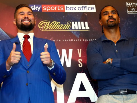 Tony Bellew: I'll have to fight ring rust before I retire David Haye on May 5