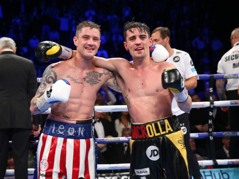 Eddie Hearn: Anthony Crolla vs Ricky Burns rematch obvious fight to make