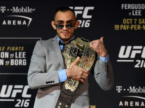 Tony Ferguson says Conor McGregor needs to get his ass kicked and he is the UFC fighter to do it