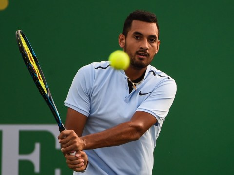 Nick Kyrgios sensationally quits Shanghai Masters match after first set