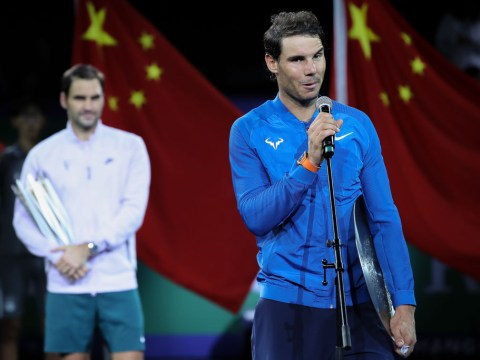 Rafael Nadal speaks out on last chance to beat Roger Federer in 2017 at the ATP Finals