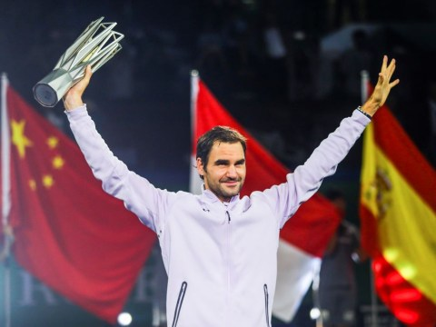 Roger Federer suggests he's not actually the GOAT after all