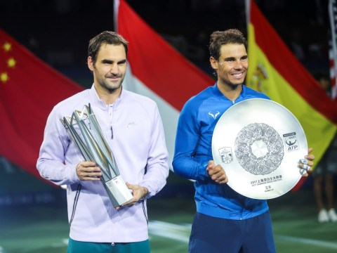 'Clever' Roger Federer has cunning plan to keep Rafael Nadal at arm's length, claims Greg Rusedski