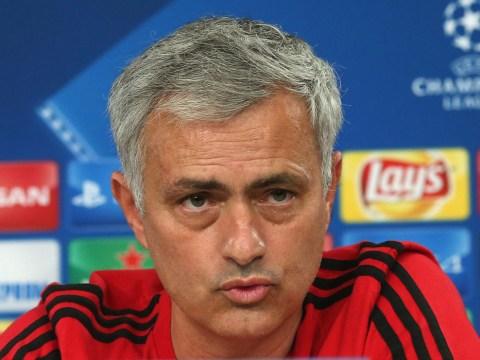 Jose Mourinho told Manchester United misfit Victor Lindelof has big future at Old Trafford